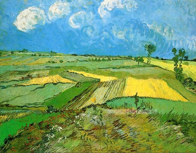 Paint like Vincent Van Gogh  Register to Upcoming Art Class