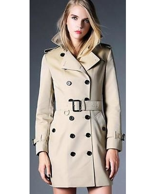 Trending Trench Coats Styles For Ladies In 2019