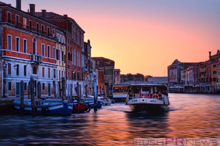 Venice Italy Architecture