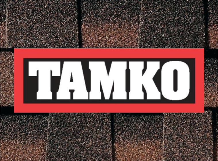 TAMKO Shingles and Other Products