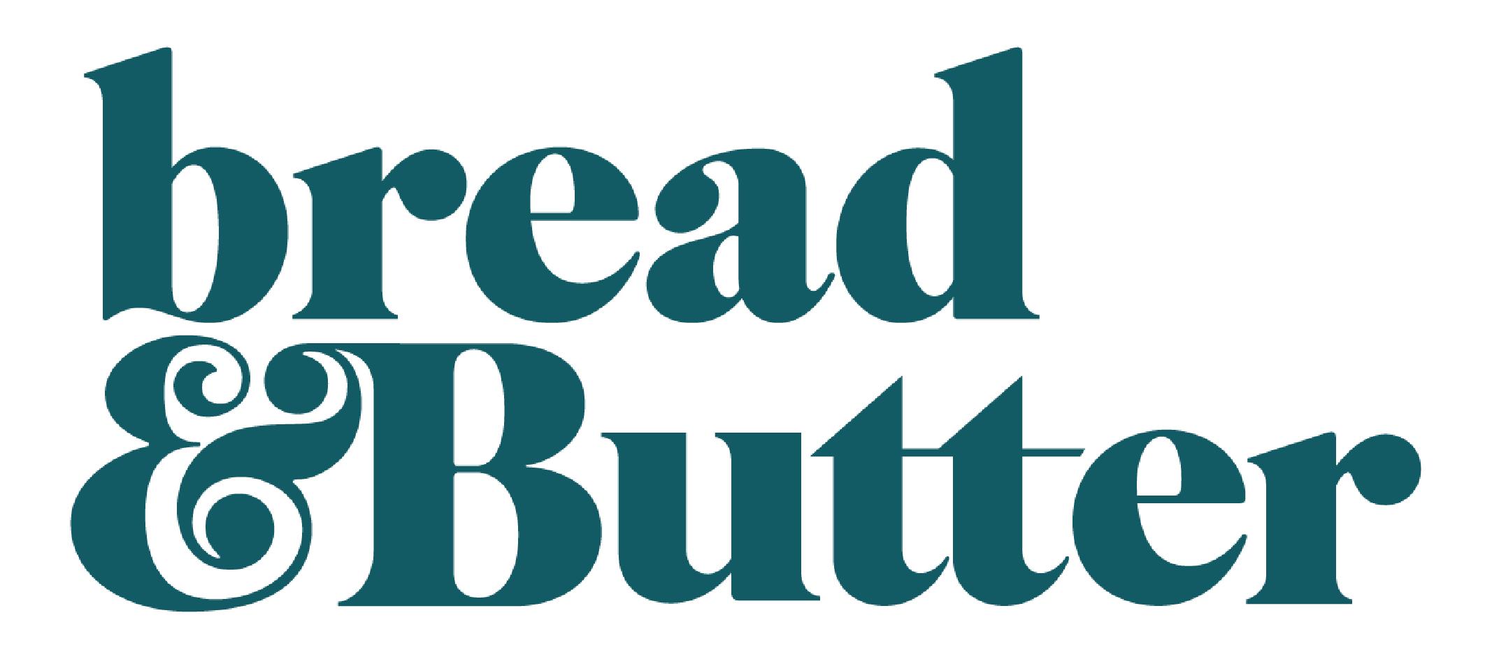 bread & Butter PR Logo