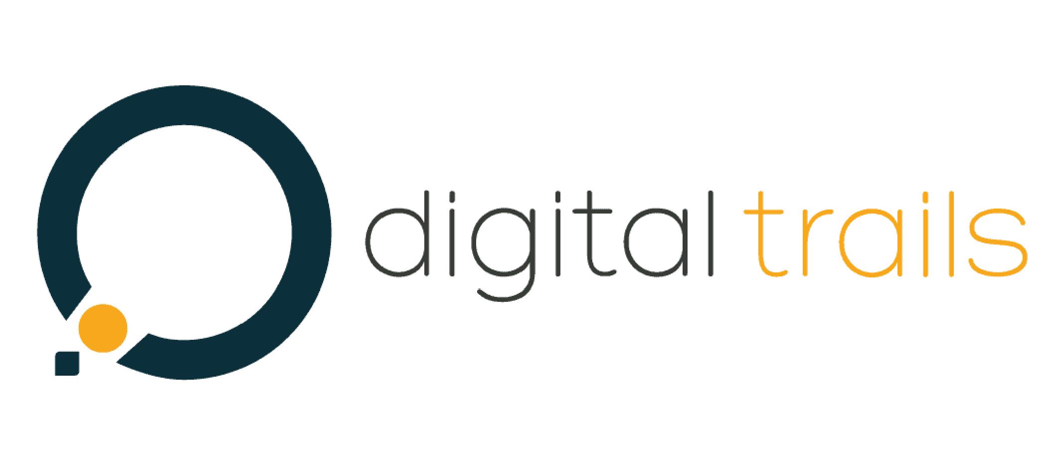 Digital Trails Logo