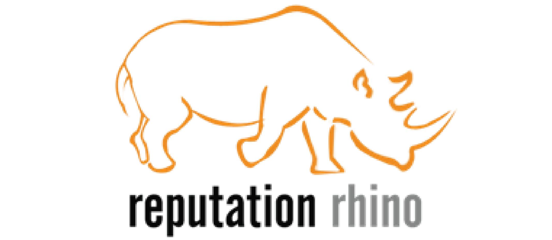 Reputation Rhino Logo