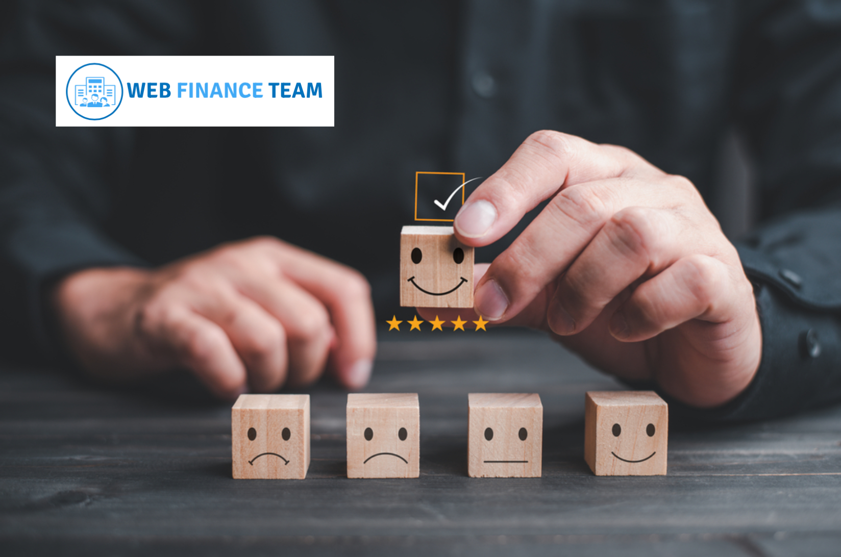 Web Finance Team LLC has an excellent customer support team.