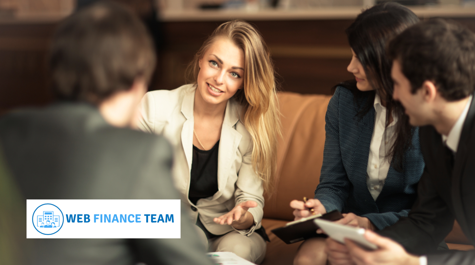 Reasons why you should get services from Web Finance Team LLC.